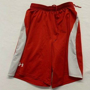 Under Armour Men's Athletic Shorts Size MD Red
